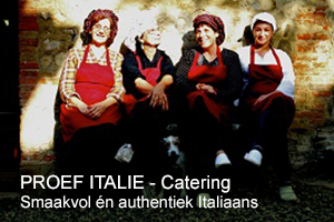 Proef Italie Catering