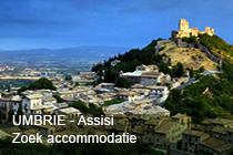 Assisi Umbrie